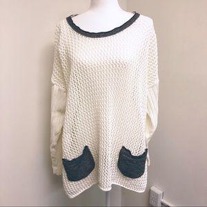 Soft Surroundings Sweaters - Soft Surroundings Knit Sweater 3x